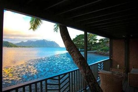 Cottages At Kaneohe Bay by One Bedroom Waterfront Cottage Picture Of Paradise Bay