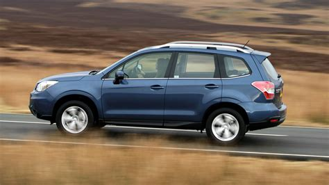 Reviews Subaru Forester by Subaru Forester Review Top Gear