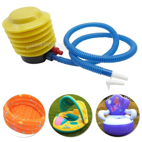 Foot Inflator portable foot inflator air for swimming