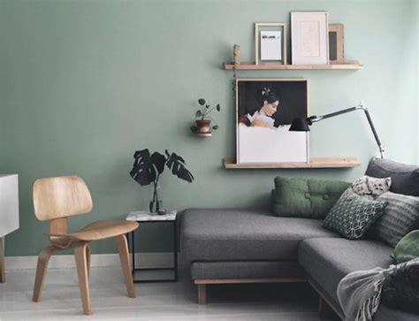 peinture chambre vert et gris d 233 co salon gris 88 id 233 es pleines de charme