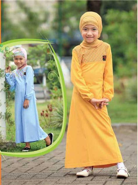 Foto Baju Pesta Anak Perempuan foto baju muslim anak perempuan terbaru hairstylegalleries