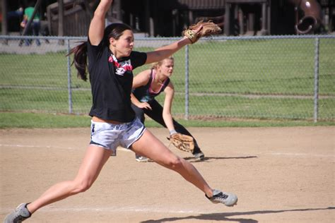 Ashlee Practices Counting by Ashlee Vadala Kindra Davis Make A Tough Pitcher Catcher