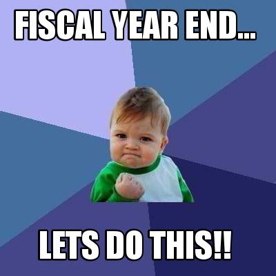 What Year Is It Meme - meme creator fiscal year end lets do this meme