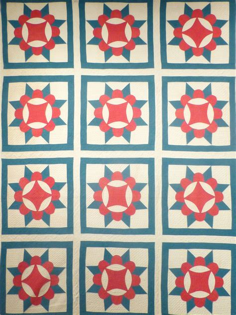 antique quilt quot crown of thorns quot for sale at 1stdibs
