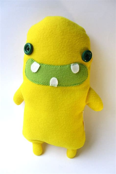 Monstar Popstar Yellow 1000 images about stuffed monsters on toys