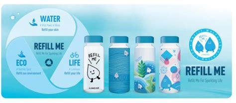 Laneige Refill Me Bottle Cover bangkok post article