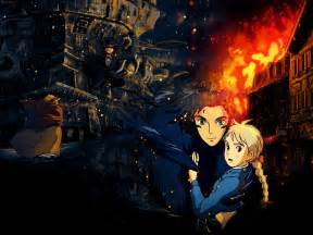 howl moving castle images hd wallpaper background photos 30837369