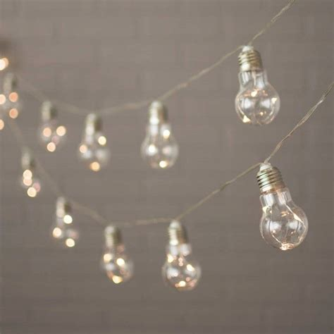 37 Best Images About Fairy Lights On Pinterest Led String Lights Bulb