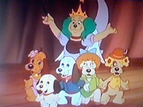 pound puppies 1986 image the pound puppies and zazu jpg pound puppies 1986 wiki fandom powered by wikia