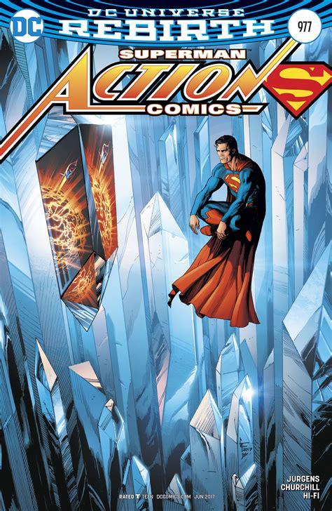 superman reborn action comics b0756pb11j dc comics rebirth superman reborn aftermath spoilers action comics 977 reveals new rebirth d
