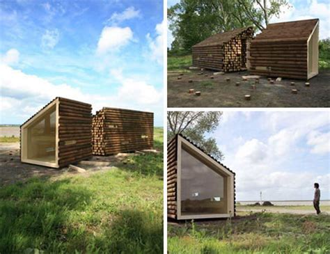 Prefabricated Portable Cabin by Prefabulous Buildings 10 Fantastic Prefabricated Homes Urbanist