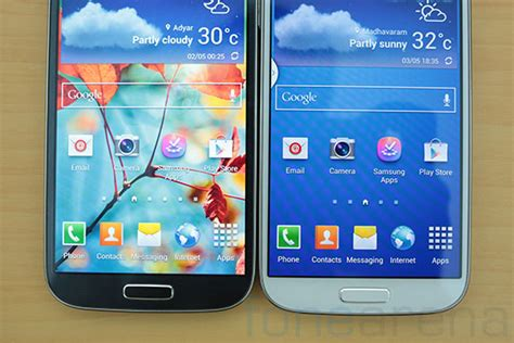 Free Galaxy S4 Giveaway - samsung galaxy s4 white vs black 7 fone arena