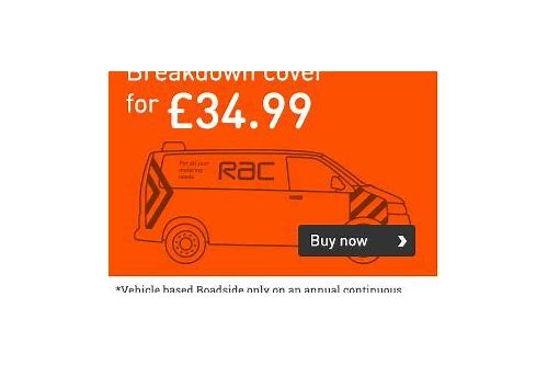 rac deals breakdown cover