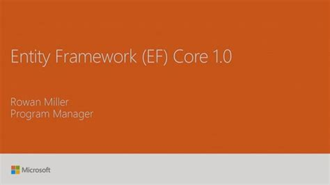 mastering entity framework 2 0 dive into entities relationships querying performance optimization and more to learn efficient data driven development books entity framework dotnetconf 2014 channel 9