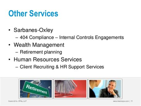 sarbanes oxley section 404 compliance take your career to a higher standard