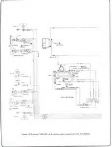 87 chevy truck instrument panel wiring diagram 87 get