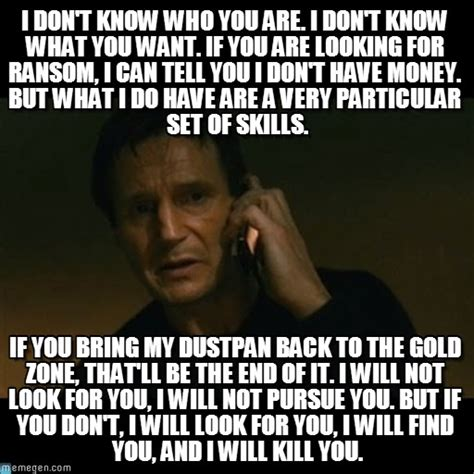 Liam Neeson I Will Find You Meme - i will find you taken quotes quotesgram
