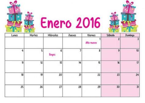 ajuste enero 2016 servicio domestico www sueldo enero 2016 calendarios enero 2016