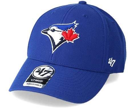 Toronto Blue Jays toronto blue jays youth mvp blue adjustable 47