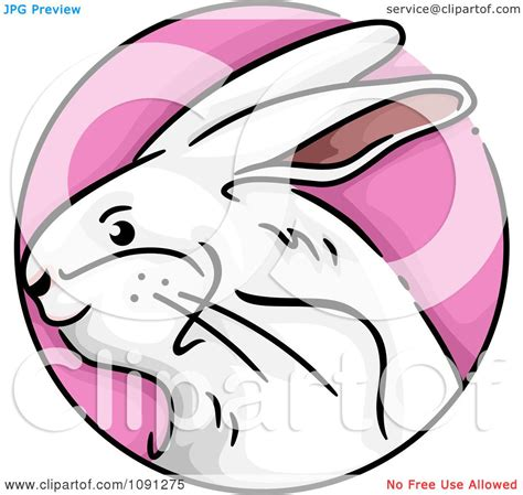 clipart new year rabbit clipart year of the rabbit zodiac circle royalty