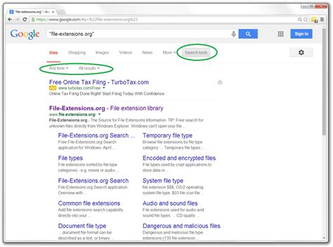 google images tools tips and tricks for advanced googling