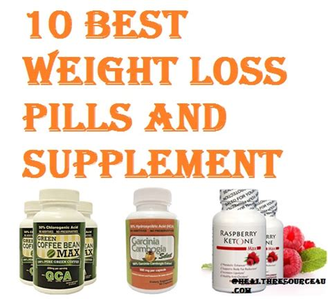 weight loss 4 pills reviews 10 best weight loss pills and supplements in 2016