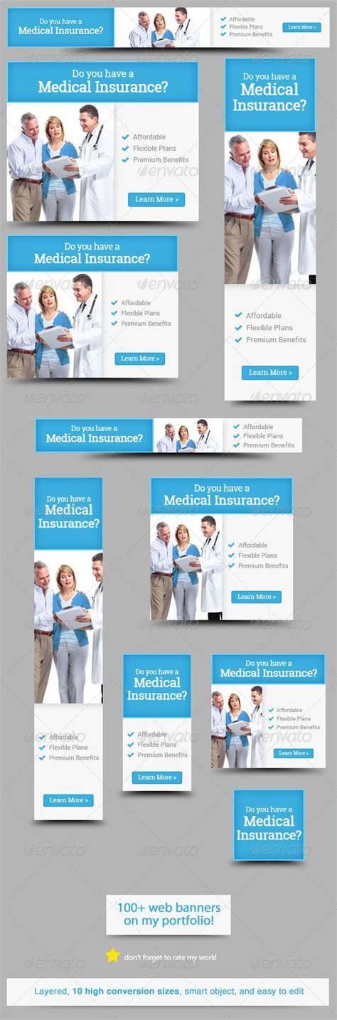 design website banner photoshop medical insurance web banner design adobe photoshop