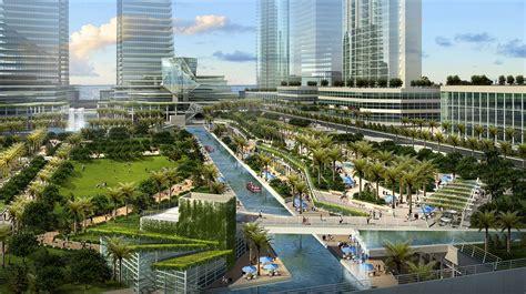 Landscape Architect Who Designed Central Park Shams Abu Dhabi Central Park And Landscapes Abu