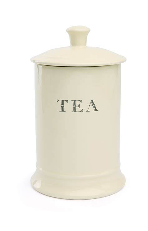 ceramic kitchen canisters cream colour ceramic tea majestic kitchen storage