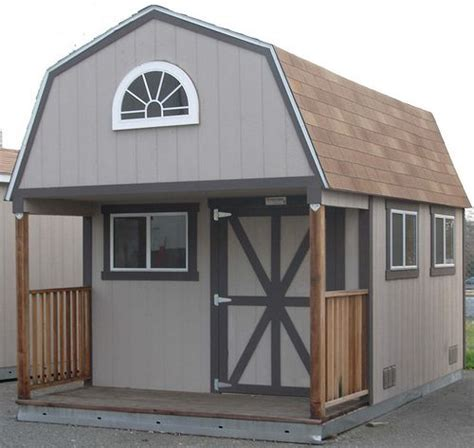 convert home depots  story storage building  cabin