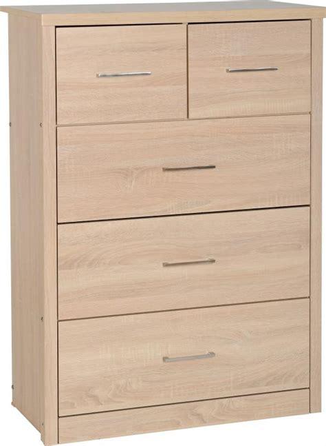 lisbon bedroom furniture lisbon 3 2 drawer chest bedroom furniture flatpack2go co uk