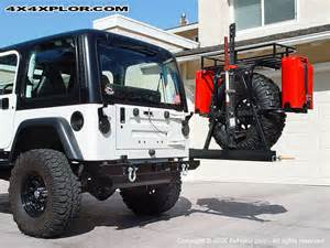 Jeep Gas Can Mount Jeep Wrangler Fuel Can Mounts Jeep Free Engine Image For