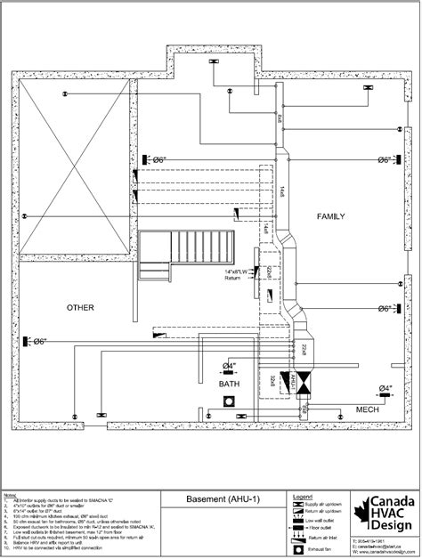 air duct layout design duct design sle calculation
