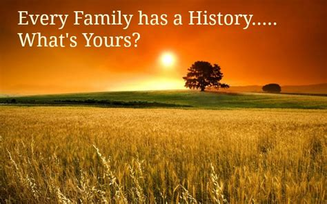 Family Records Interviewing Family Members A Great Way To Discover Your Family History