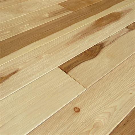 Millennium Hickory Oiled Hand Scraped Hardwood Flooring