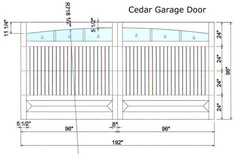 Garage Door Sizes Venidami Us | garage door sizes venidami us