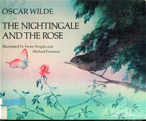 Oscar Wilde The Nightingale And The Essay the nightingale and the by oscar wilde reviews discussion bookclubs lists