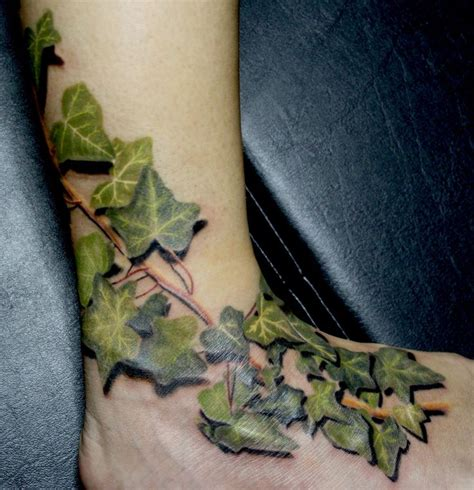 ivy tattoos designs best 25 ideas on celtic