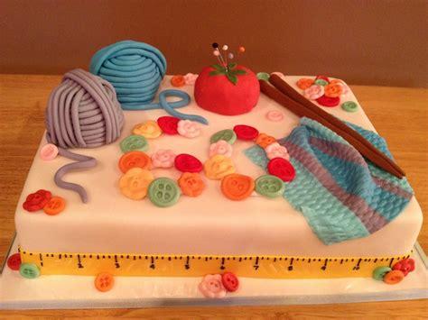 knitted birthday cake pattern knitting themed 60th birthday cake dads birthday cake