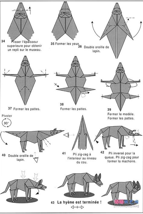 How To Make Origami Animals For - crafts actvities and worksheets for preschool toddler and