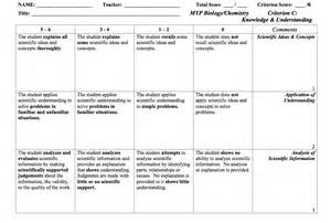 design lab rubric ib important documents ms soto s biology i class