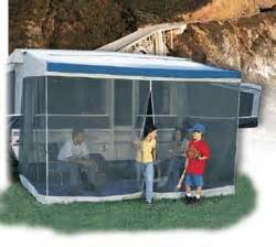 a e screem room for 12 trim line bag awning