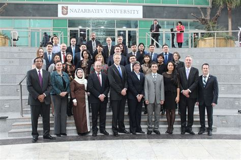 Mba Cohort Programs by Nu Executive Mba Programme Changing Kazakhstan S Business
