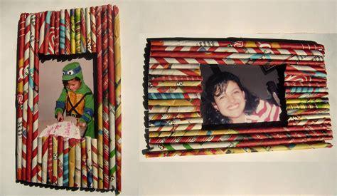 Como Hacer Portarretratos Con Material Reciclado | 123 hazlo haz tu propio portaretratos con material reciclado