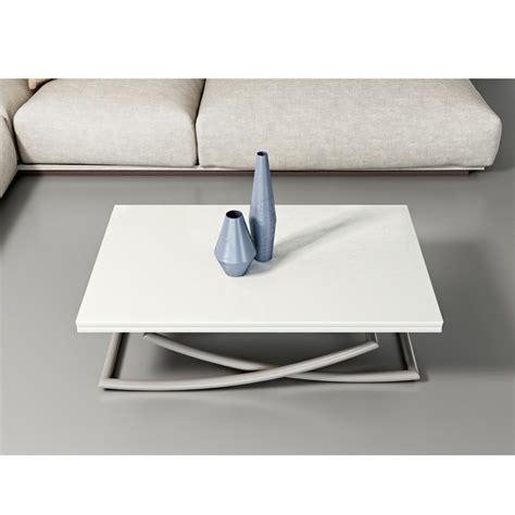 table basse manger table basse modulable design acier
