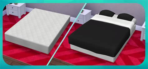 Boxspring And Mattress On Floor by Sims 4 Box On The Floor For Mattresses By