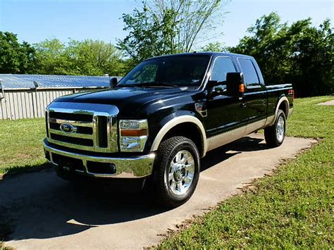 All Ford Canton Tx 2010 Ford Duty F 250 Srw Crew Cab 4x4 For Sale In