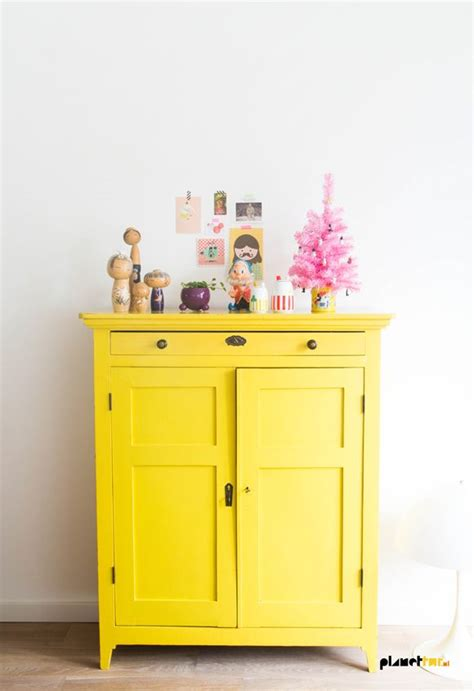colored furniture best 25 bright painted furniture ideas on