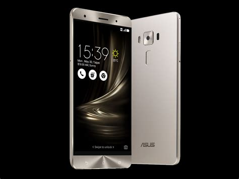 Zenfone 3 Deluxe asus announces zenfone 3 deluxe with stabilized 23mp