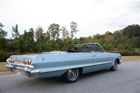 1963 chevrolet impala ss convertible for sale wiring